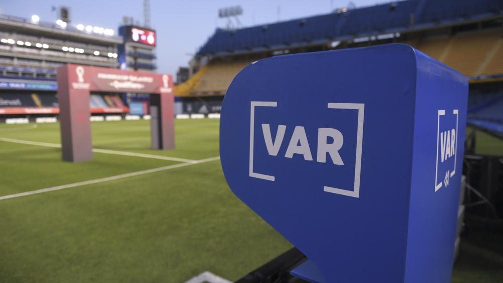 La tecnología se utilizó en el partido Argentina-Paraguay por las eliminatorias del Mundial.