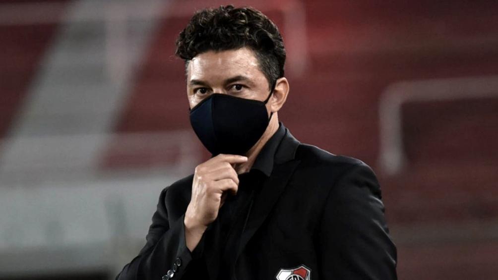 Gallardo mira de reojo la Libertadores, pero no descuida la Copa diego Maradona