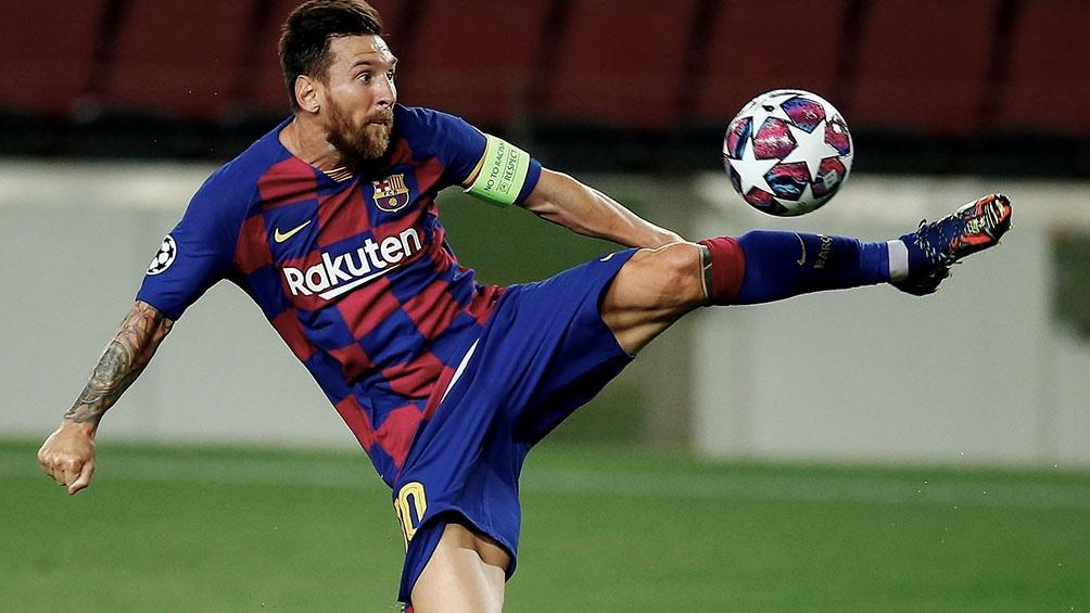 Messi dijo que es lindo enfrentar al arquero del Atlético de Madrid