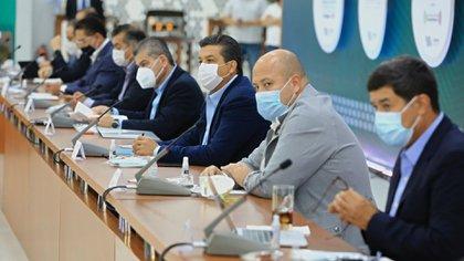 Los gobernadores de la Alianza Federalista piden que haya transparencia en la campaña de vacunación contra COVID-19 (Foto: Archivo/ Alianza Federalista)