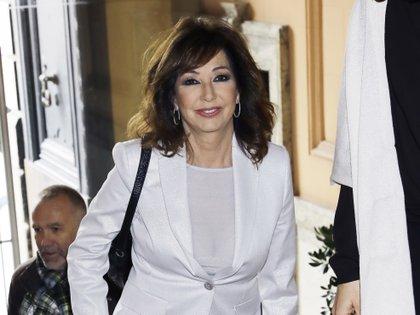 06/03/2020 Ana Rosa Quintana, en una imagen de archivo EUROPA ESPAÑA SOCIEDAD