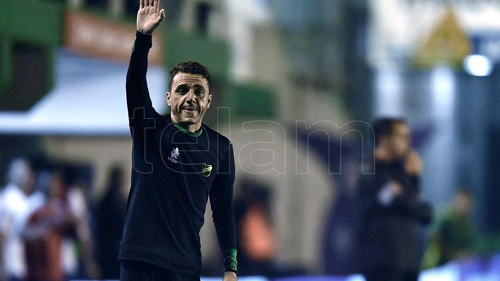 El adiós del entrenador, después de apenas 11 partidos dirigiendo a San Lorenzo.