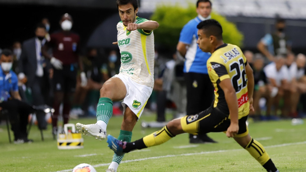 El partido se jugó en cancha de Olimpia, en Asunción del Paraguay