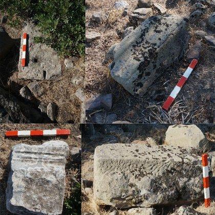 Restos de un templo griego dedicado a Afrodita en la provincia turca de Esmirna - UNIVERSIDAD MIMAR SINAN