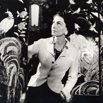 Coco Chanel, seudónimo de Gabrielle Chanel, diseñadora de moda francesa. EFE/Chanel /Archivo