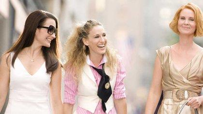 Las tres actrices fungirán como productoras ejecutivas (Foto: Archivo)