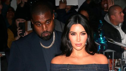 Versiones apuntaron a que Kanye West engañó a Kim Kardashian (Foto: Broadimage/Shutterstock)