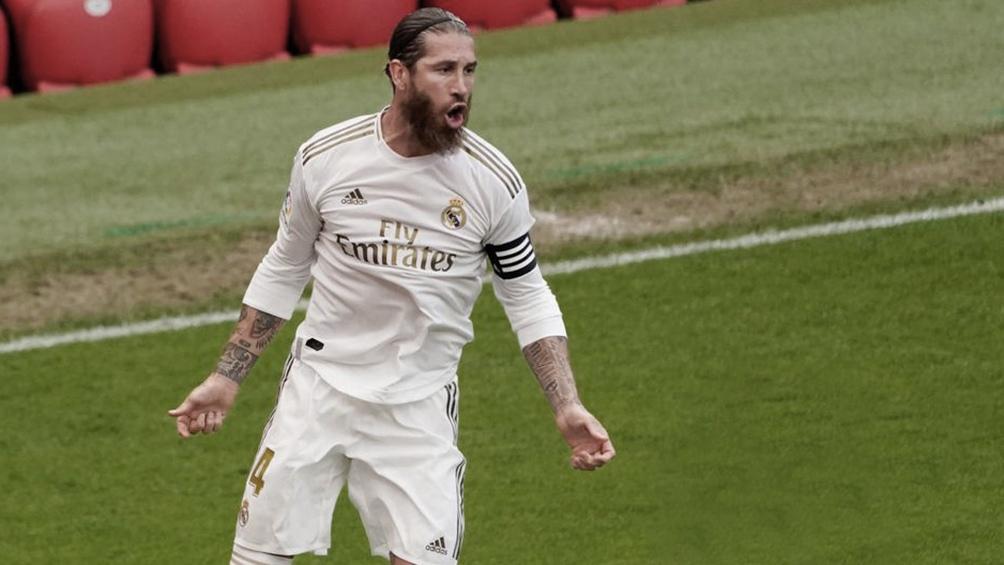 Según medios españoles, Ramos le avisó al presidente del Madrid que no aceptará la oferta del club de renovarle contrato tan solo por un año