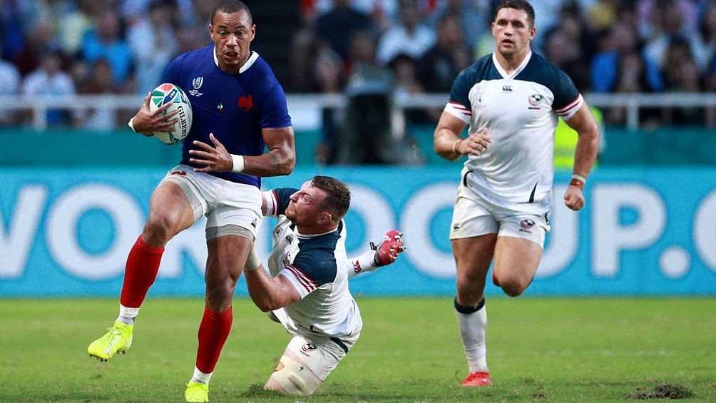 El rugby se suspendió luego de que el gobierno francés ordenara a los clubes postergar sus partidos en Francia, Reino Unido e Irlanda.