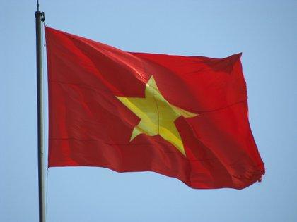 20/02/2020 Bandera de Vietnam POLITICA ASIA VIETNAM INTERNACIONAL LEO KOOLHOVEN / FLICKR