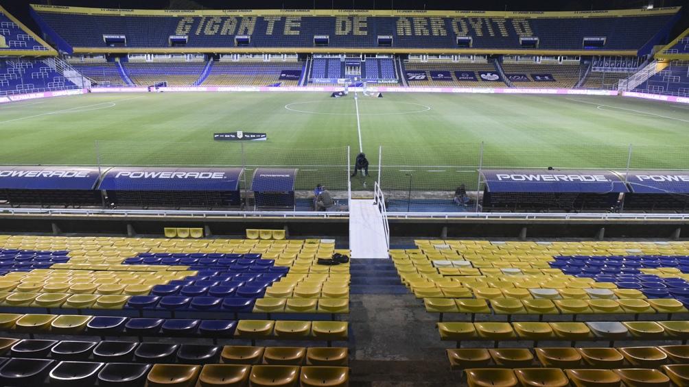 Rosario Central contabiliza ocho jugadores con Covid19