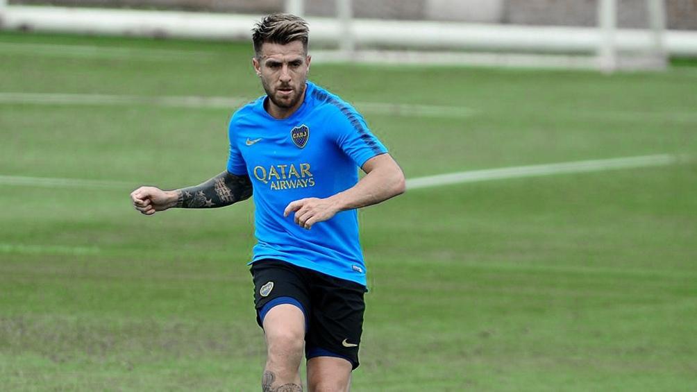 Buffarini cumplirá su contrato el próximo 30 de junio y no continuará en el club.