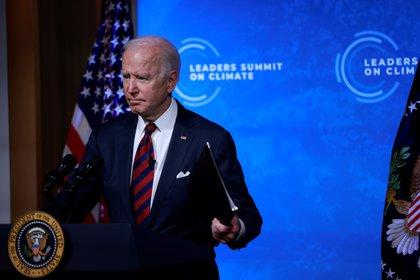 El presidente de EEUU, Joe Biden (Reuters)