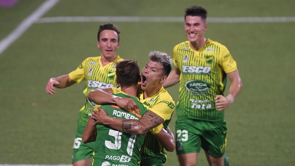 Defensa y Justicia es el actual campeón de la Copa Sudamericana