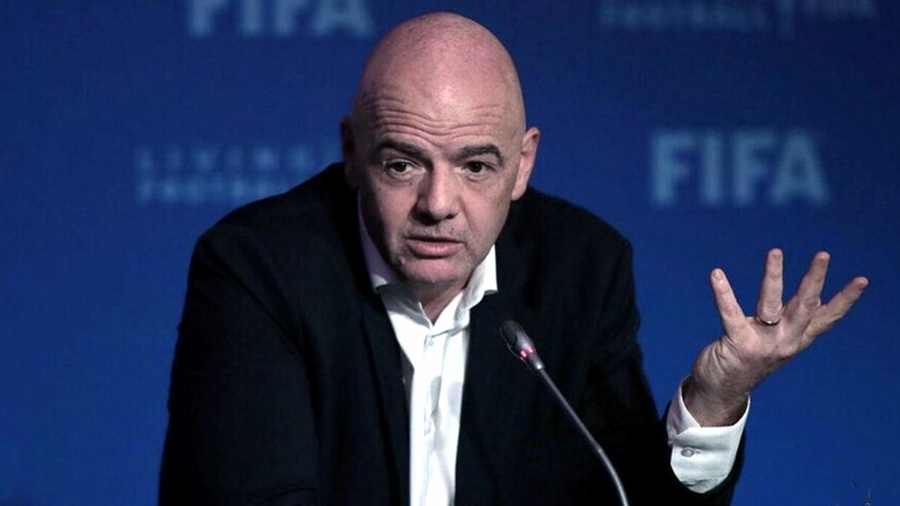 """""""La UEFA y la FIFA son organizaciones democráticas y abiertas"""", dijo Infantino"""