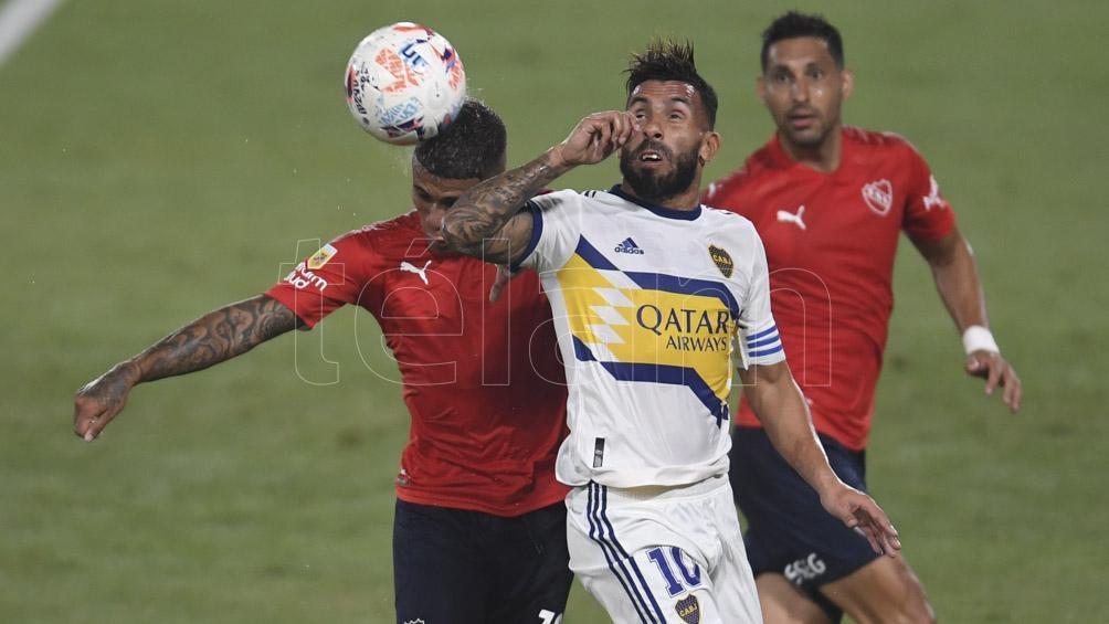 Independiente llega a Córdoba, tras un empate ante Boca en la fecha 7