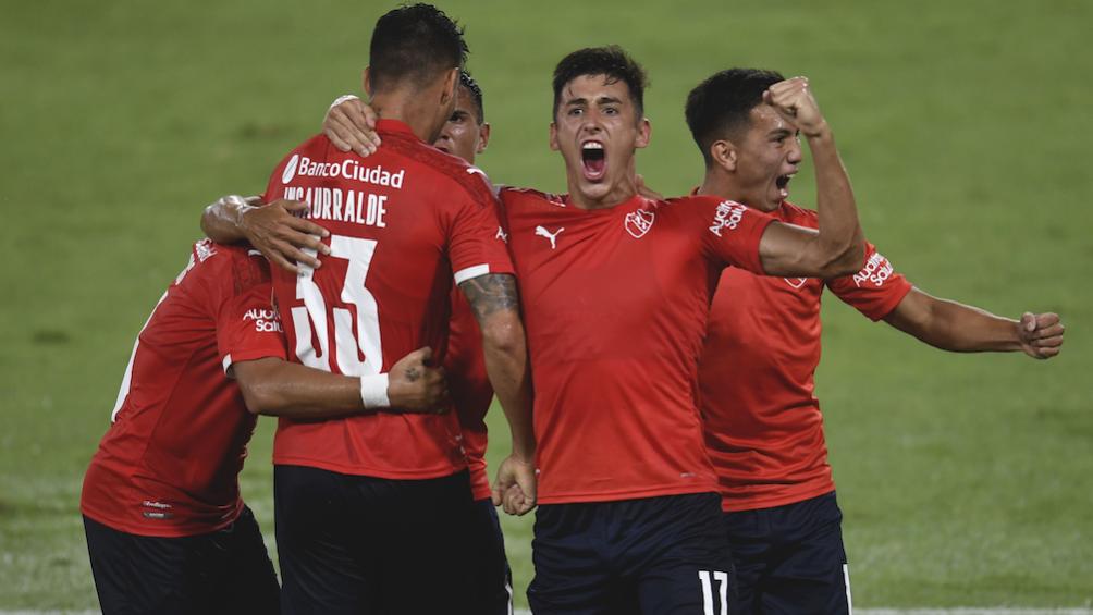 Independiente está inmerso en una racha adversa