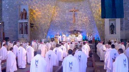 La ceremonia de beatificación del doctor venezolano José Gregorio Hernández