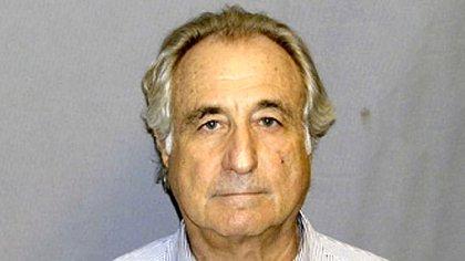 Madoff en una foto tomada en la cárcel en 2009 (Sipa/Shutterstock)