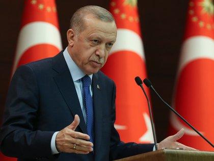 El presidente de Turquía, Recep Tayyip Erdogan, ordenó la prohibición del pago con criptomonedas