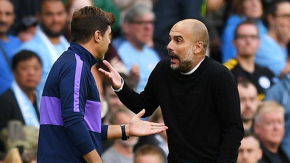 Duelo de técnicos en las semifinales de la Champions League.