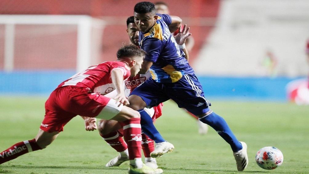 Unión rompió una racha de 18 años sin poder ganarle a Boca en el 15 de Abril.
