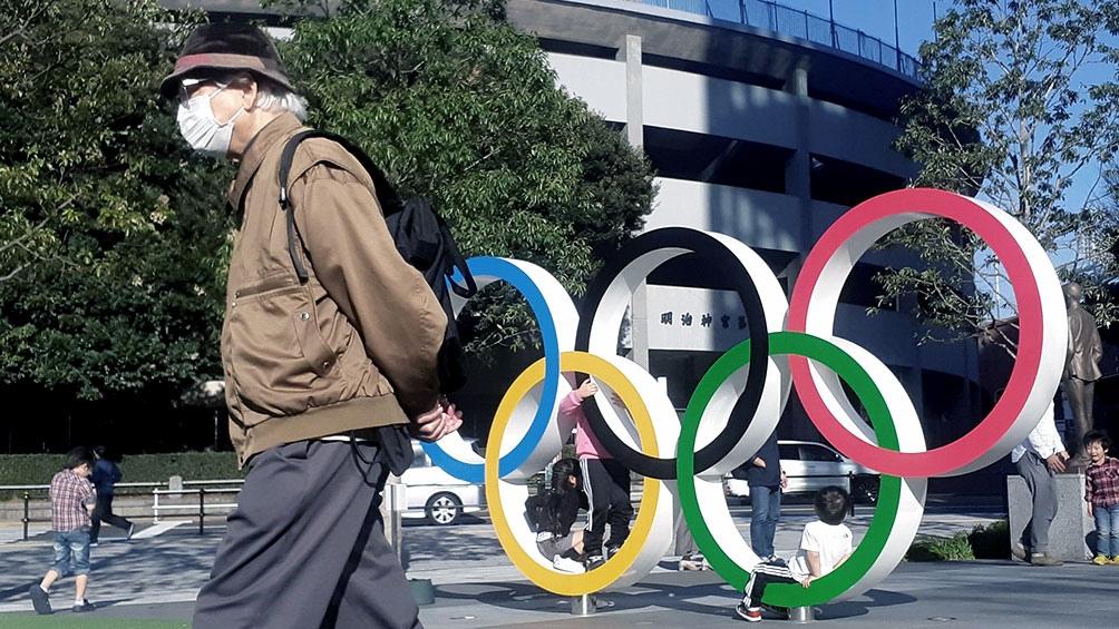 Los atípicos Juegos Olímpicos de Tokio se disputarán bajos estrictas normas en tierras asiáticas (foto archivo)