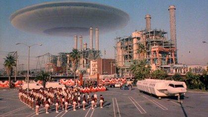 """""""V : Invasión extraterrestre"""", la serie de 1983"""