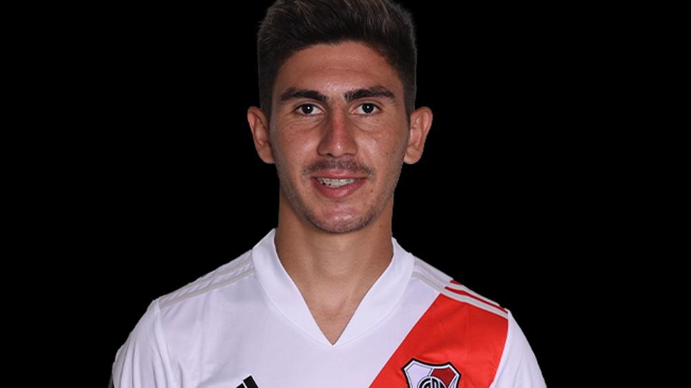 El joven que surgiera en Banfield es uno de los dos delanteros con que en este momento cuenta Marcelo Gallardo.