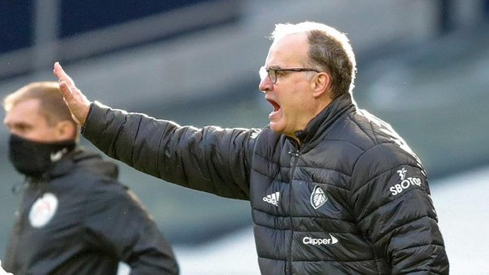 """""""Les debo una disculpa a todos los que me tienen que escuchar"""", dijo el entrenador"""