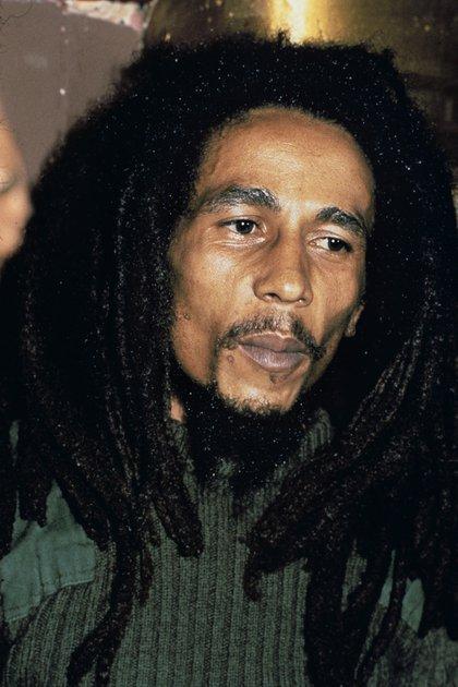 Fotografía de archivo del músico jamaicano Bob Marley. EFE/ARCHIVO