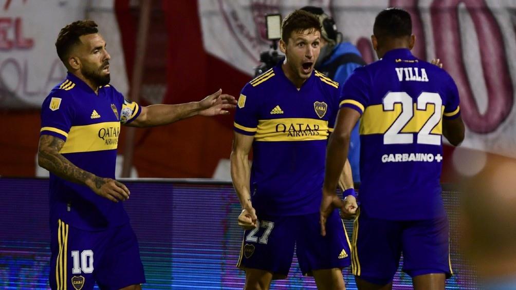Cuatro victorias consecutivas le permitieron a Boca encaminar su pase a la siguiente fase de la Copa LPF