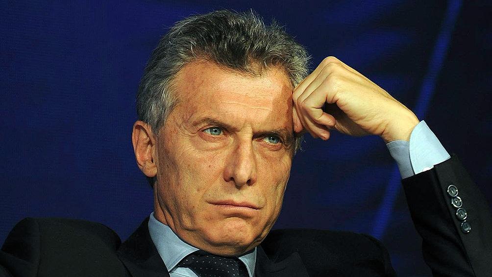 """Macri consideró como una decisión """"incoherente"""" la disputa de la Copa América en Argentina."""
