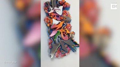 14/05/2021 Este talentoso artista crea increíbles grafitis en 3D que se pueden manipular. MADRID, 14 may. (EDIZIONES) Las redes sociales son para muchos artistas el escaparate ideal mostrar su talento de una manera gratuita y al mismo captar la atención de internautas de distintas partes del mundo. SOCIEDAD YOUTUBE - CATERS - @ERAS_TTW