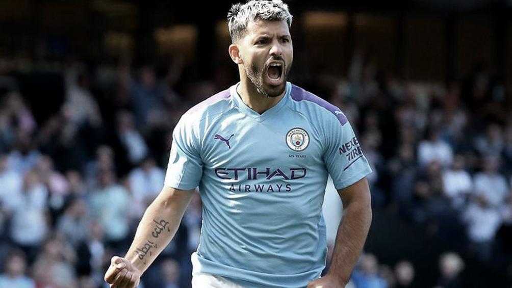 Sergio Agüero es una leyenda en la historia del Manchester City.