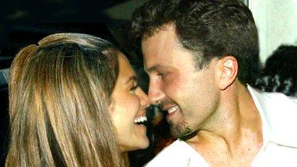 Jennifer López y Ben Affleck (The Grosby Group)