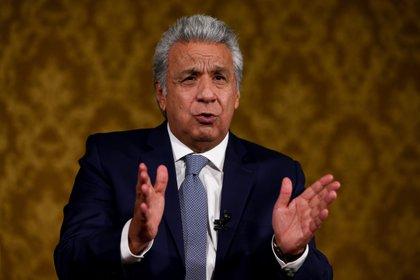 El orador principal del foro es Lenín Moreno, presidente de Ecuador (EFE/José Jácome/Archivo)