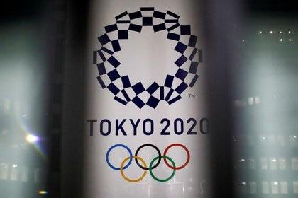 Foto de archivo ilustrativa del logo de los Juegos de Tokio. Ene 22, 2021. REUTERS/Issei Kato/