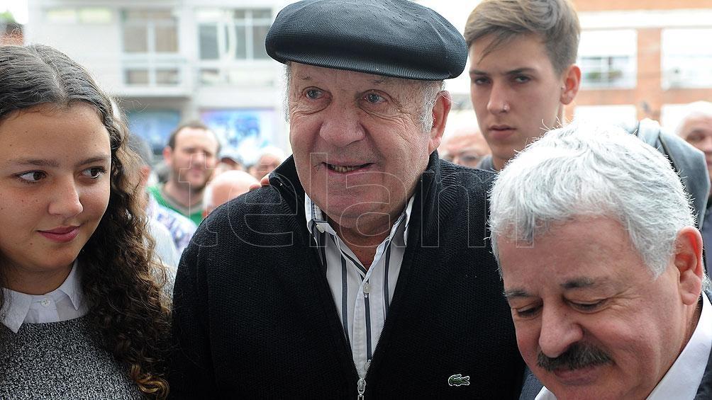 Carlos Timoteo Griguol, maestro del fútbol argentino y exDT campeón.