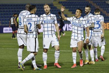 El Inter es campeón de la Serie A tras el empate del Atalanta contra el Sassuolo (Reuters)