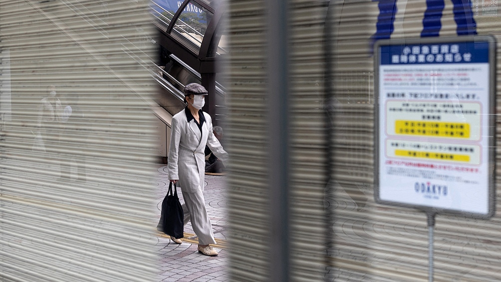 Las restricciones tienen vigencia en Tokio, Osaka, Kioto y Hyogo