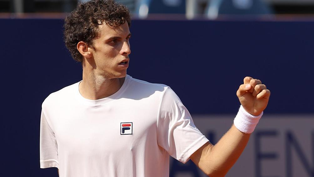 Cerúndolo está ubicado en el puesto 147 del ranking mundial de la ATP