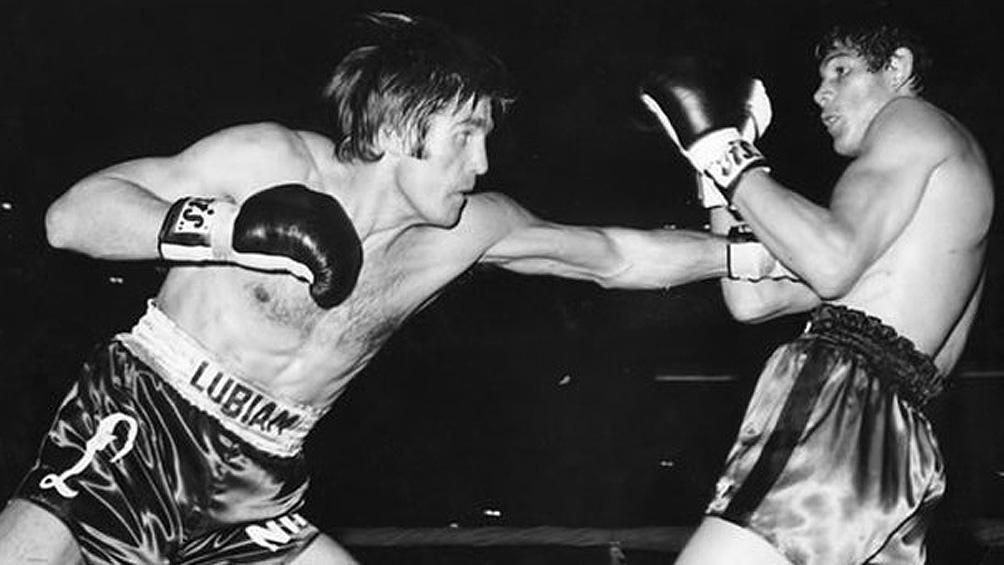 El santafesino puso fin a los deseos de Benvenutti de recuperar el cinturón de campeón del mundo de los medianos (foto archivo)