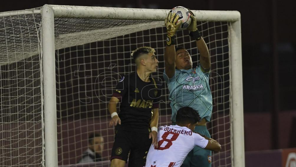 El equipo de Luis Zubeldía no logró la clasificación