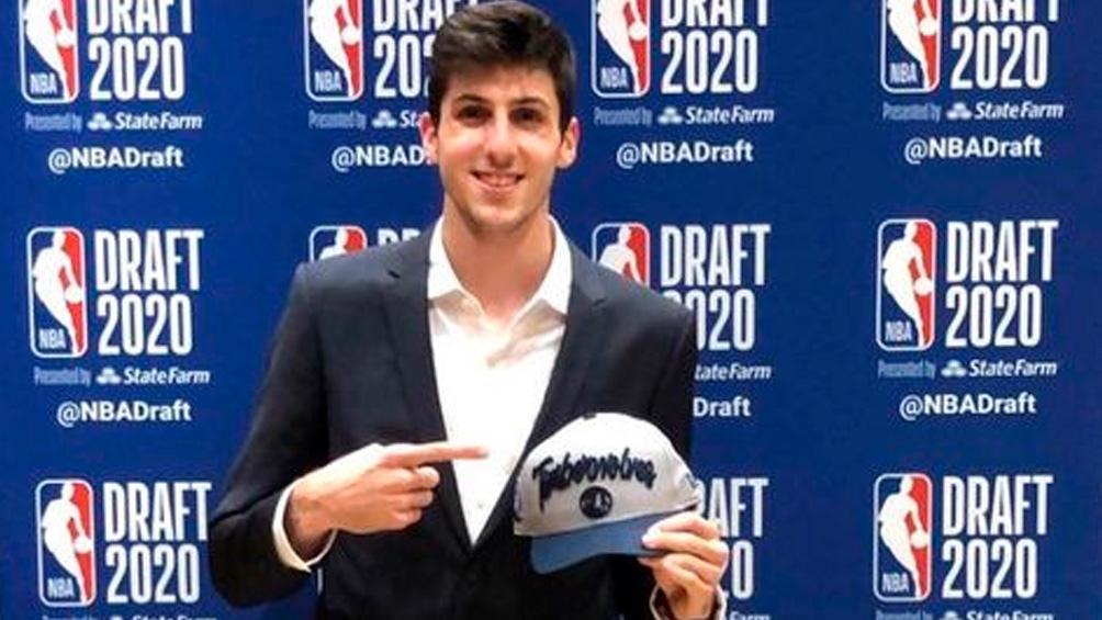 Leandro Bolmaro se sumará a la legión argentina en la NBA formada por Facundo Campazzo, Gabriel Deck y Luca Vildoza,