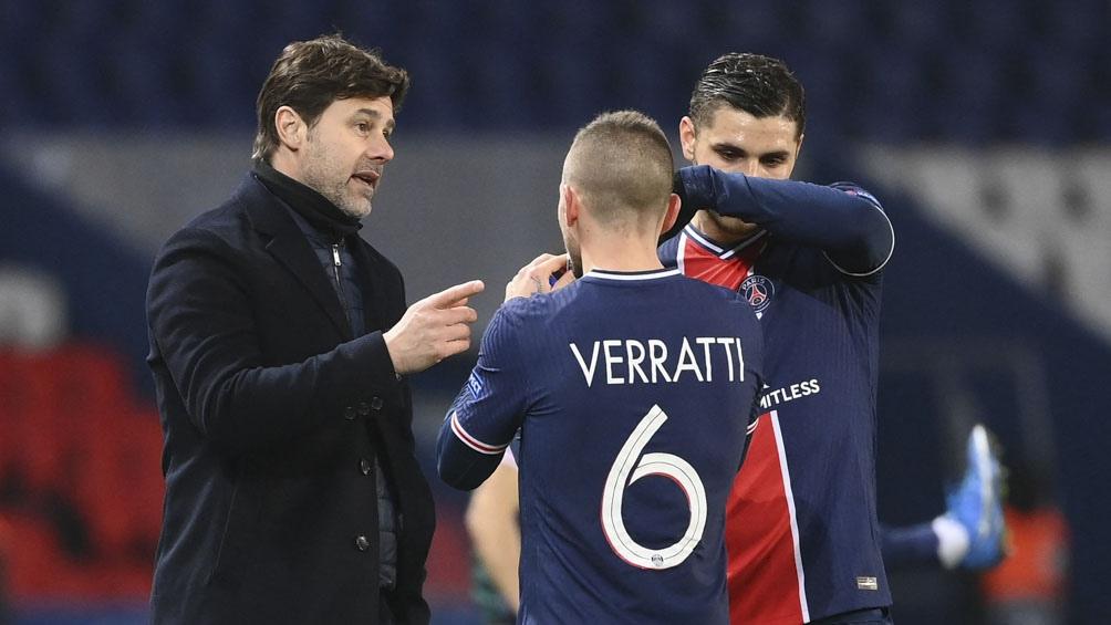 París Saint Germain, dirigido por el argentino Mauricio Pochettino, tiene que vencer al Brest