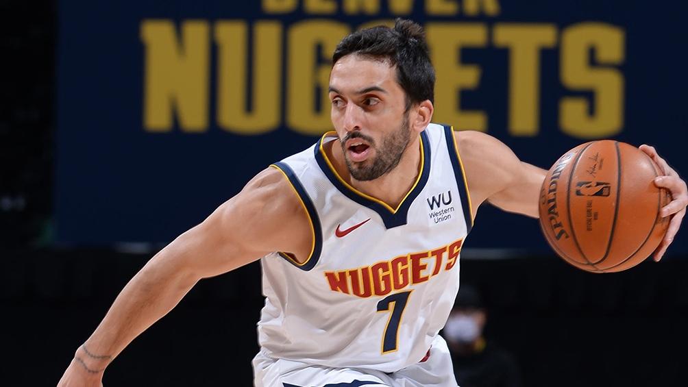 Campazzo jjuega sus primeros playoffs en la NBA: