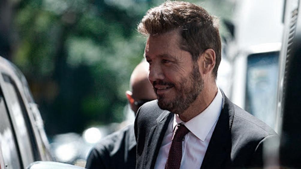Tinelli es presidente de la Liga Profesional de Fútbol