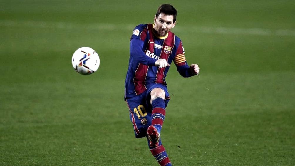 Messi no jugará el sábado por la Liga