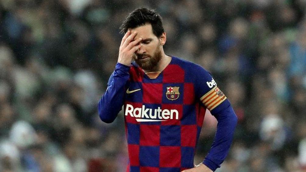 Messi se tomará su tiempo antes de decidir su futuro.